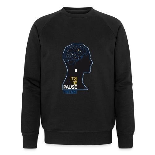 thebrain_ - Männer Bio-Sweatshirt von Stanley & Stella
