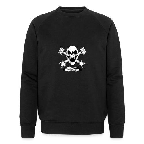 Bergen Bike Life - Økologisk sweatshirt for menn fra Stanley & Stella