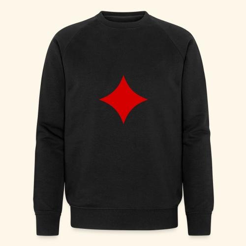 Poker - Männer Bio-Sweatshirt von Stanley & Stella