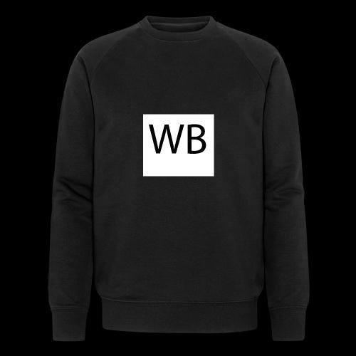 WB Logo - Männer Bio-Sweatshirt von Stanley & Stella