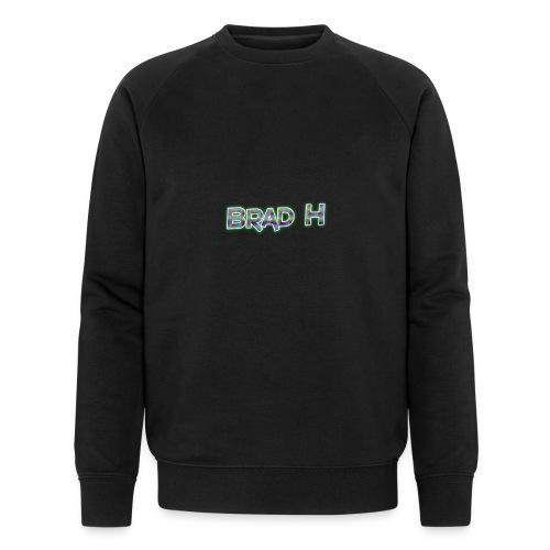 Official Brad H Logo - Men's Organic Sweatshirt by Stanley & Stella