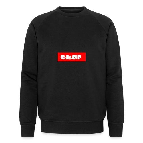 no-more-then-chap - Økologisk sweatshirt til herrer
