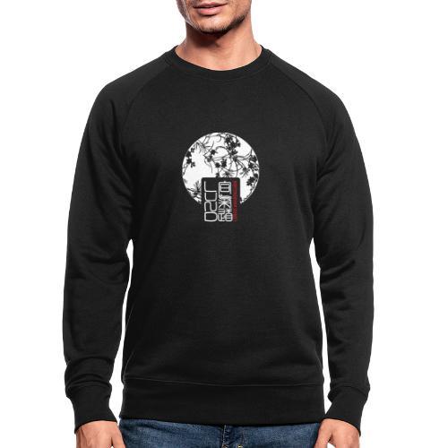 LAK pattern logo - Ekologisk sweatshirt herr