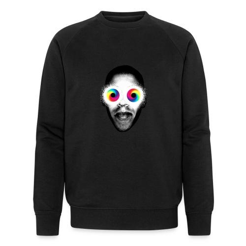 Psykedeliska - Ekologisk sweatshirt herr från Stanley & Stella