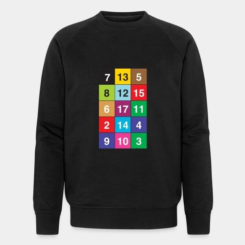 13 Nuancen von Zürich KIDS - Männer Bio-Sweatshirt von Stanley & Stella
