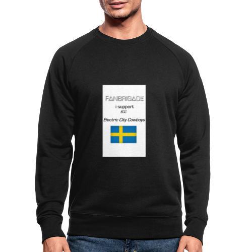 Fanbrigade - Økologisk sweatshirt til herrer
