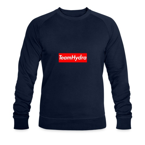 SUPR3ME - Ekologisk sweatshirt herr från Stanley & Stella