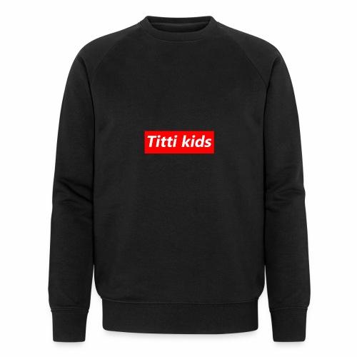 tittibogo - Ekologisk sweatshirt herr från Stanley & Stella