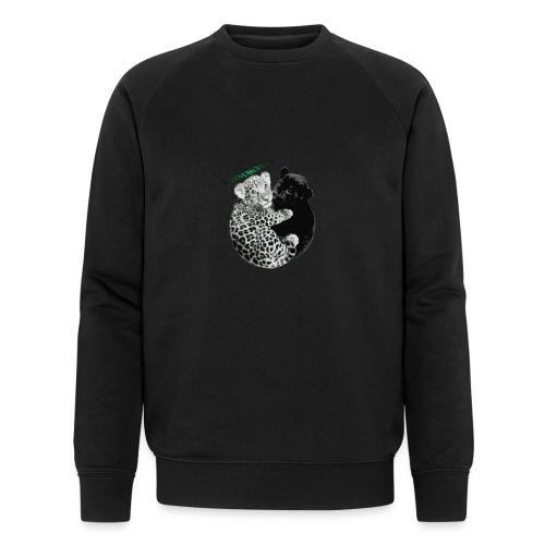 panther-jaguar special edition - Økologisk sweatshirt til herrer