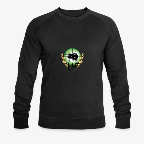 Load Aim Fire Merchandise - Mannen bio sweatshirt