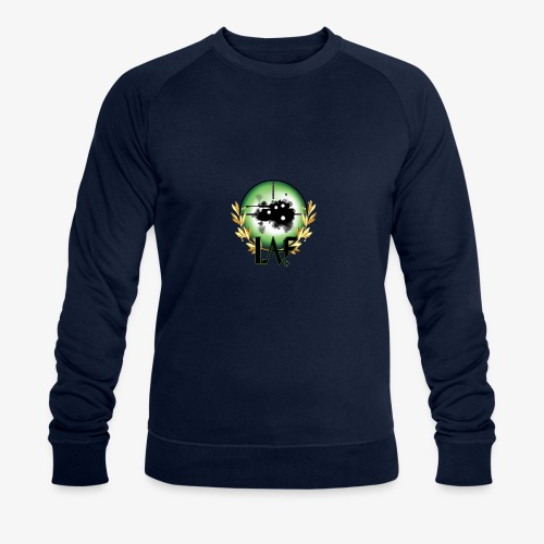 Load Aim Fire Merchandise - Mannen bio sweatshirt