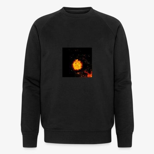 FIRE BEAST - Mannen bio sweatshirt van Stanley & Stella