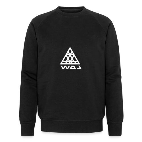 Triangel Konst - Ekologisk sweatshirt herr från Stanley & Stella