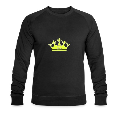 Team King Crown - Men's Organic Sweatshirt by Stanley & Stella