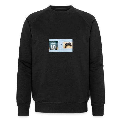 samsung phone case - Men's Organic Sweatshirt by Stanley & Stella
