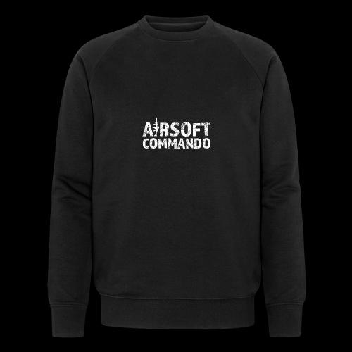 Airsoft Commando - Männer Bio-Sweatshirt von Stanley & Stella