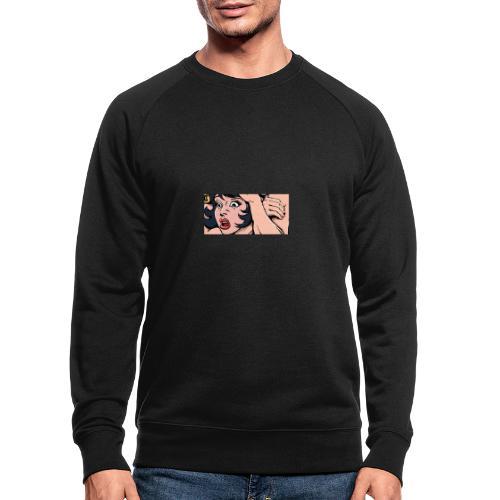 headlock - Men's Organic Sweatshirt
