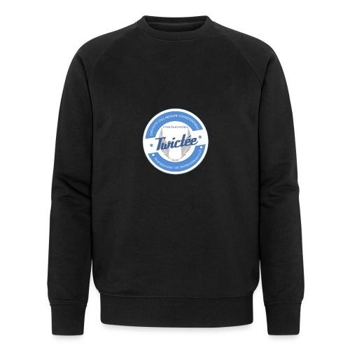 logo twictee - Sweat-shirt bio Stanley & Stella Homme