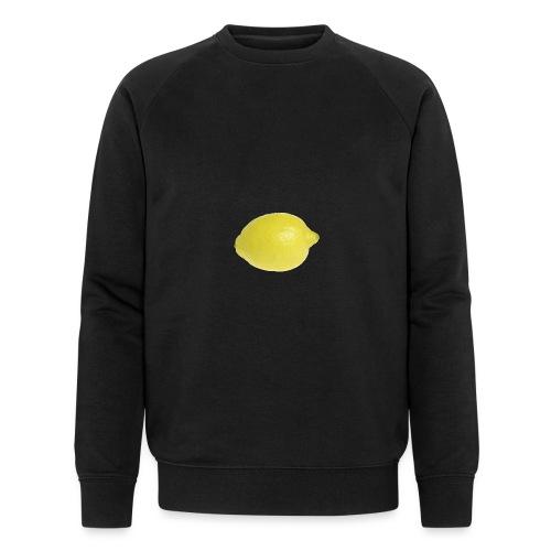 Zitrone - Männer Bio-Sweatshirt von Stanley & Stella