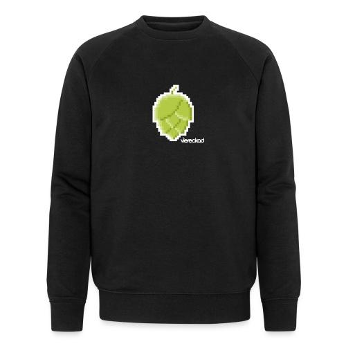 Hopfadrolln - Männer Bio-Sweatshirt