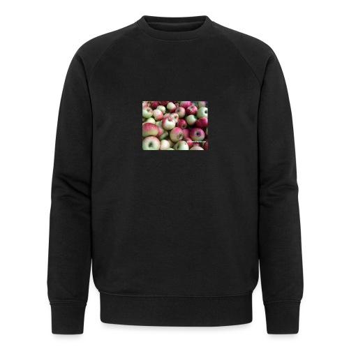 Äpfel - Männer Bio-Sweatshirt von Stanley & Stella
