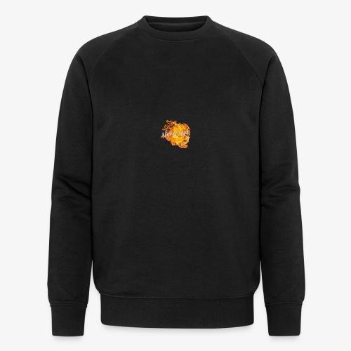 NeverLand Fire - Mannen bio sweatshirt
