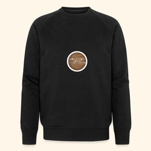 coffee - Ekologisk sweatshirt herr från Stanley & Stella