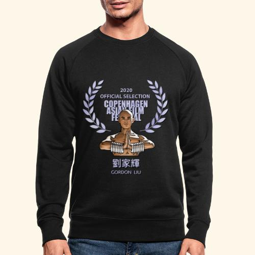 CAFF Official Item - Shaolin Warrior 1 - Mannen bio sweatshirt