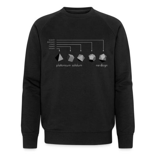 Platonicum solidum - Men's Organic Sweatshirt