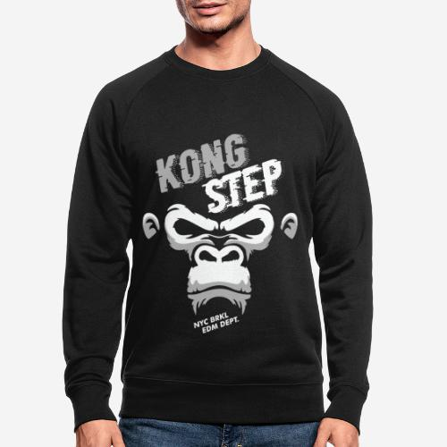 dubstep dub step music edm - Männer Bio-Sweatshirt