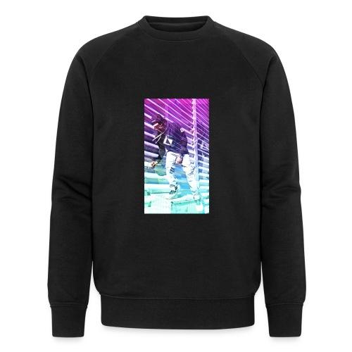 Neon HDR - Men's Organic Sweatshirt by Stanley & Stella