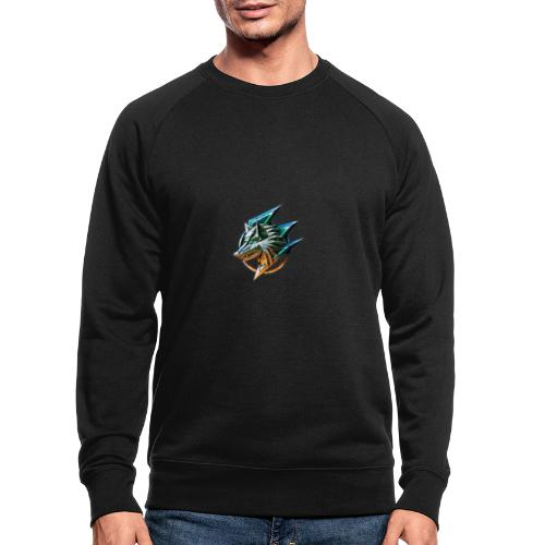 AZ GAMING WOLF - Men's Organic Sweatshirt