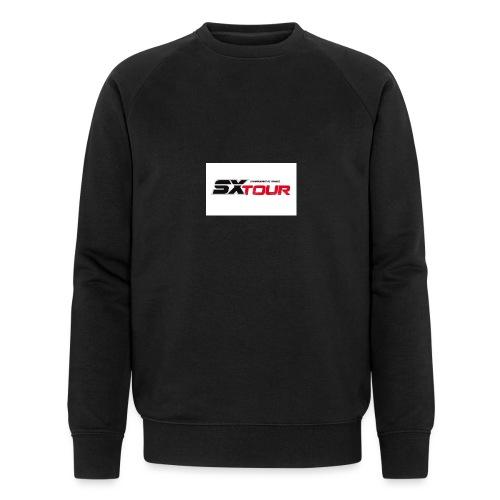sx tour - Sweat-shirt bio Stanley & Stella Homme