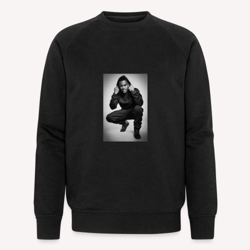 Black M - Sweat-shirt bio Stanley & Stella Homme