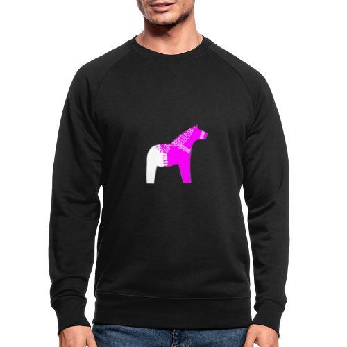 Dala by Pinni Art® pink - Männer Bio-Sweatshirt von Stanley & Stella