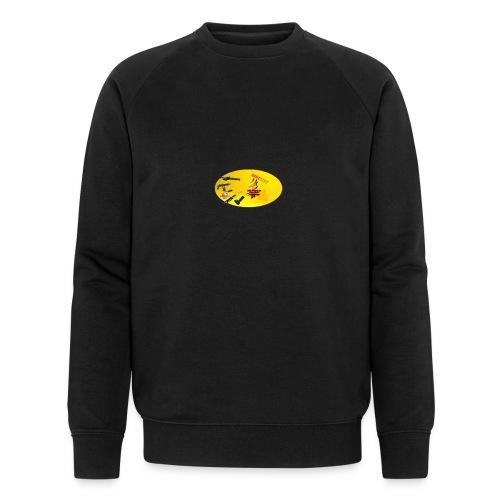 CROW MEME - Männer Bio-Sweatshirt von Stanley & Stella