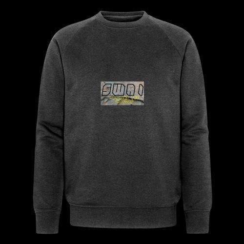 swai stoned boxlogo - Männer Bio-Sweatshirt von Stanley & Stella