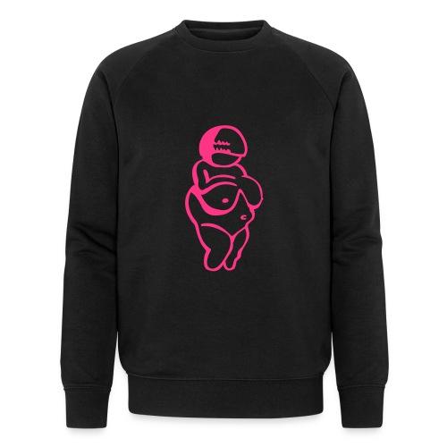 Venus von Willendorf - Männer Bio-Sweatshirt von Stanley & Stella