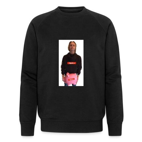 Sigrid_uPhotoTee - Økologisk sweatshirt for menn fra Stanley & Stella