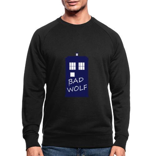 Bad Wolf Tardis - Sweat-shirt bio