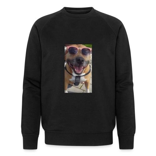 Cool Dog Foxy - Mannen bio sweatshirt van Stanley & Stella