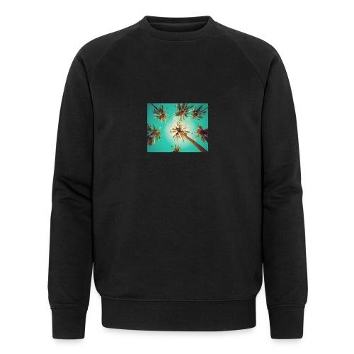 palm pinterest jpg - Men's Organic Sweatshirt by Stanley & Stella