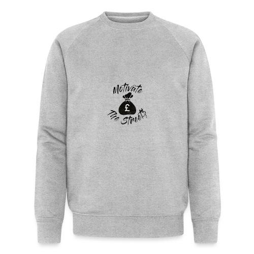 Motivate The Streets - Men's Organic Sweatshirt