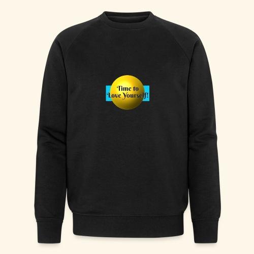 Time to Love Yourself - Männer Bio-Sweatshirt von Stanley & Stella