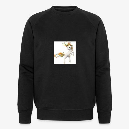 Love Unicorn - Männer Bio-Sweatshirt von Stanley & Stella