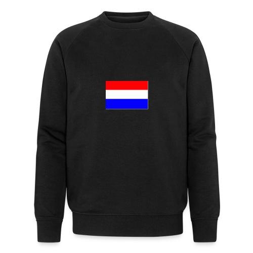 vlag nl - Mannen bio sweatshirt