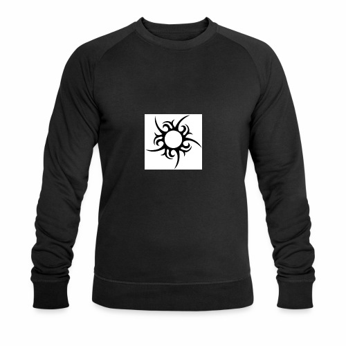 tribal sun - Men's Organic Sweatshirt by Stanley & Stella