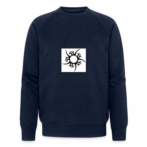 tribal sun - Men's Organic Sweatshirt by Stanley & Stella