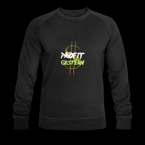 profit - Männer Bio-Sweatshirt von Stanley & Stella