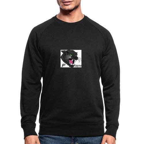 BR Riders - Økologisk sweatshirt til herrer